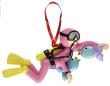 Scuba Diver Ornament (Female and Male available)