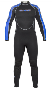 Best 3mm wetsuits - a Bare model