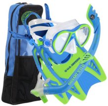 Best kids snorkel set - a US Divers model