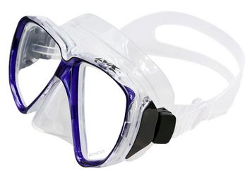 Another Genesis model for best dive mask