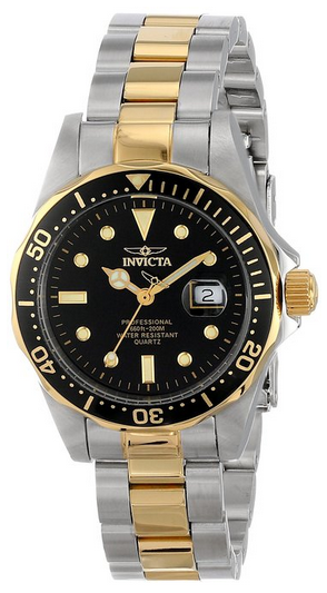 Invicta women's dive watch