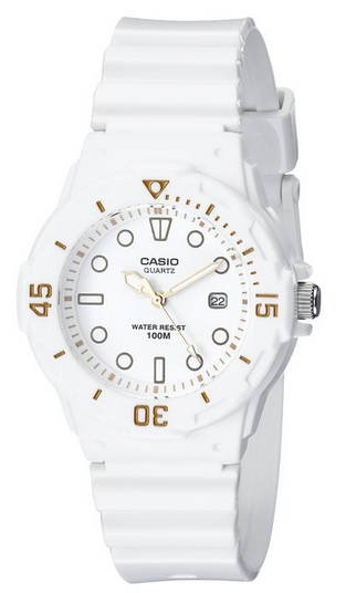 Casio women's dive watch