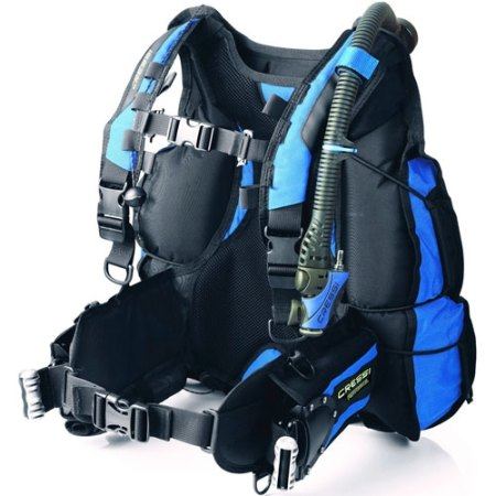 Scuba BC built for travel