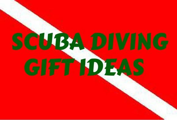 scuba diving gift ideas