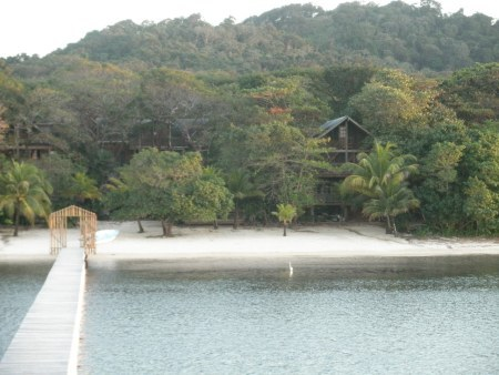 seadancer villa in sandy bay, roatan