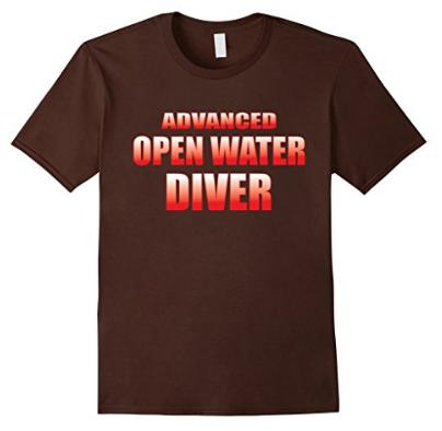 Scuba diving Advanced Open Water Diver tshirt