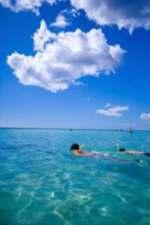 ambergris caye map - belize snorkeling