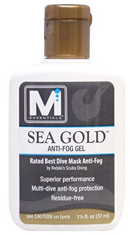 Anti-fog Gel for Dive Masks