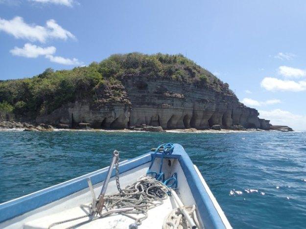 PIllar of Herules dive site