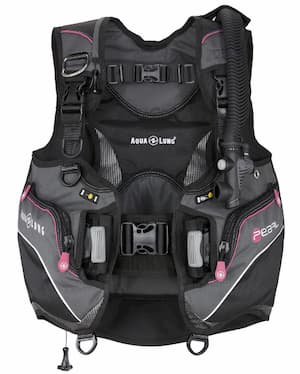 Best BCD for Women - An Aqualung model