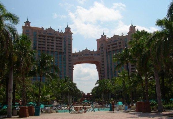 Atlantis Resort on Paradise Island, Nassua, Bahamas