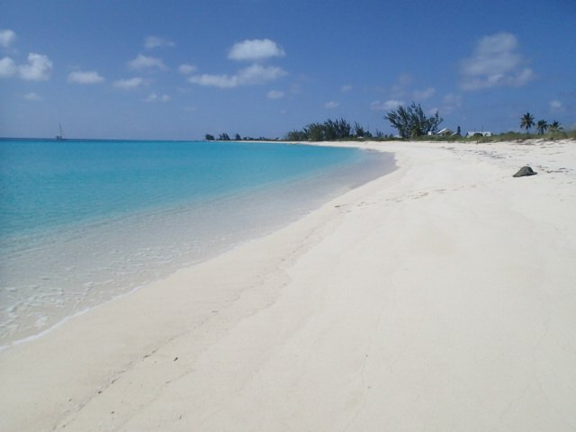 Crooked Island beach, Bahamas