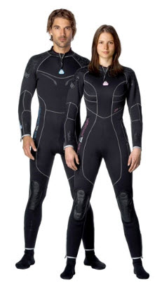 Pick for best 3mm wetsuits - male and female version