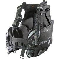 Picture of scuba gear - an older set.