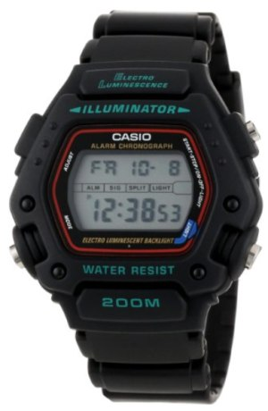 A Casio is a best dive watch pick under $25