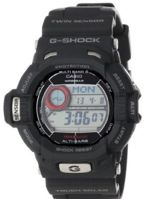 Casio G-shock is pick for best dive watch