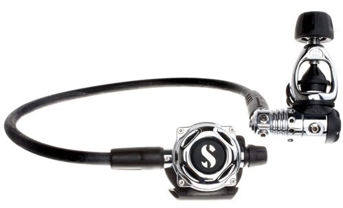 A Scubapro model makes the list for best scuba diving regulator