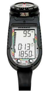 Oceanic is best pick in mid-range dive computer category