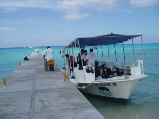 Boat scuba diving tips