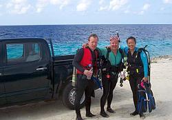Bonaire shore diving
