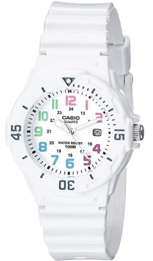 Casio inexpensive women's dive watch