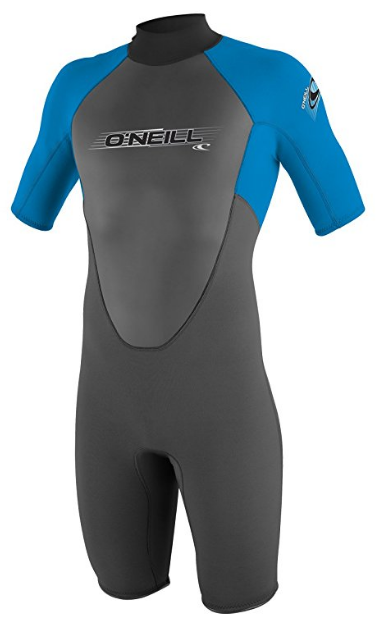 Best child's wetsuit -an O'Neill model