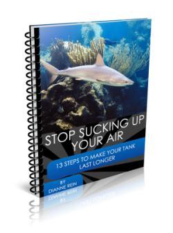 scuba diving air consumption ebook