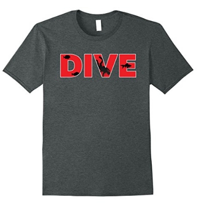 Dive tshirt