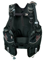 diving BC - buoyancy compensator