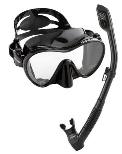 Best Dry snorkel and mask combo