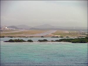 flights to aruba - aruba airport