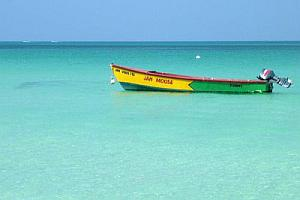 boat in jamaica