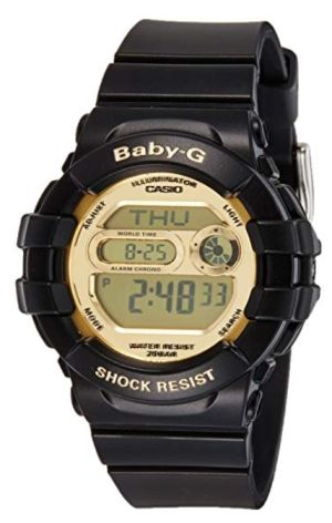Casio g-shock budget women's dive watch