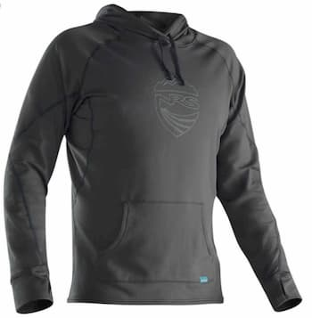 lightweight men's hoodie for scuba diving