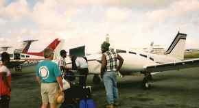 cheap airfare - island plane