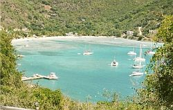 Great Harbour, Jost Van Dyke, BVI