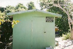 Jost Van Dyke, BVI; Ivan's Campground