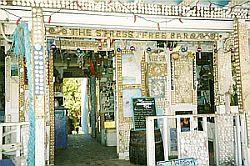 Ivan's Stree Free Bar, White Bay, Jost Van Dyke, BVI