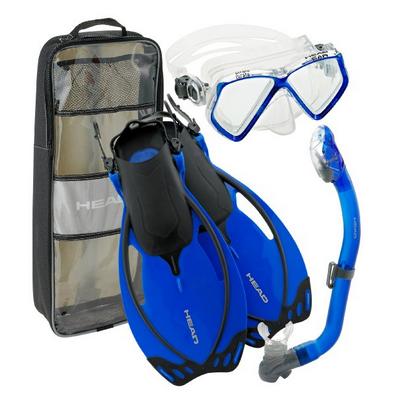 Best kids snorkeling set - a Mares model