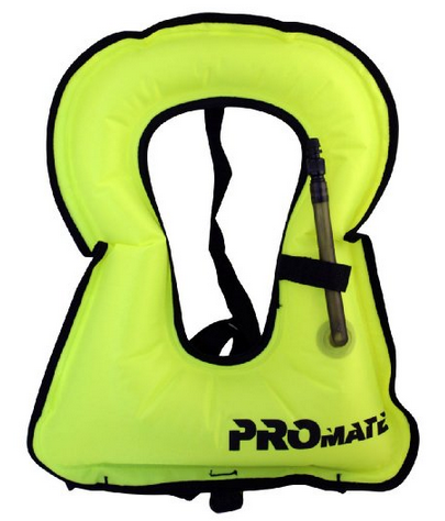 Best Kids Snorkeling Vest - a Promate model