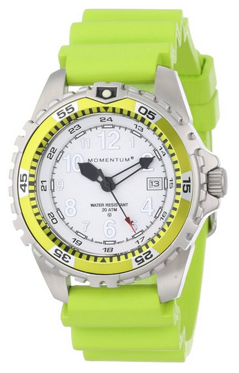 momentum women's dive watch