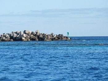 Nassau scuba reef
