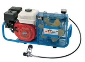 Portable Max Air scuba compressor