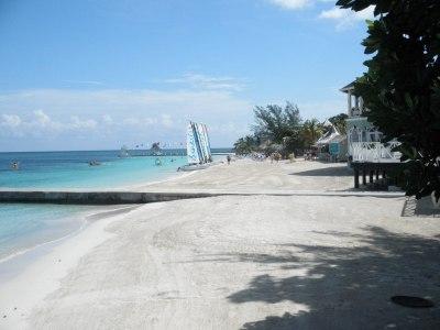 Beach at Sandals Montego Bay, Jamaica