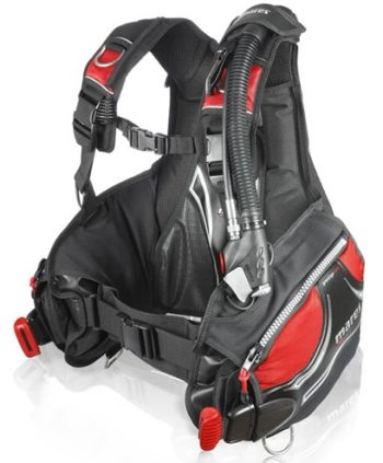 Scuba diving BCD - jacket style
