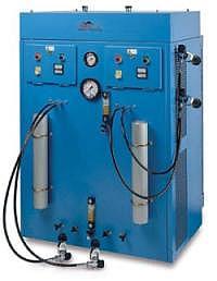 Commerical scuba compressor