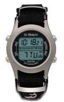 Digital scuba diver watch.
