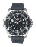 An analog scuba diving watch.