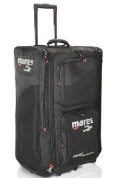 A roller style scuba diving gear bag.