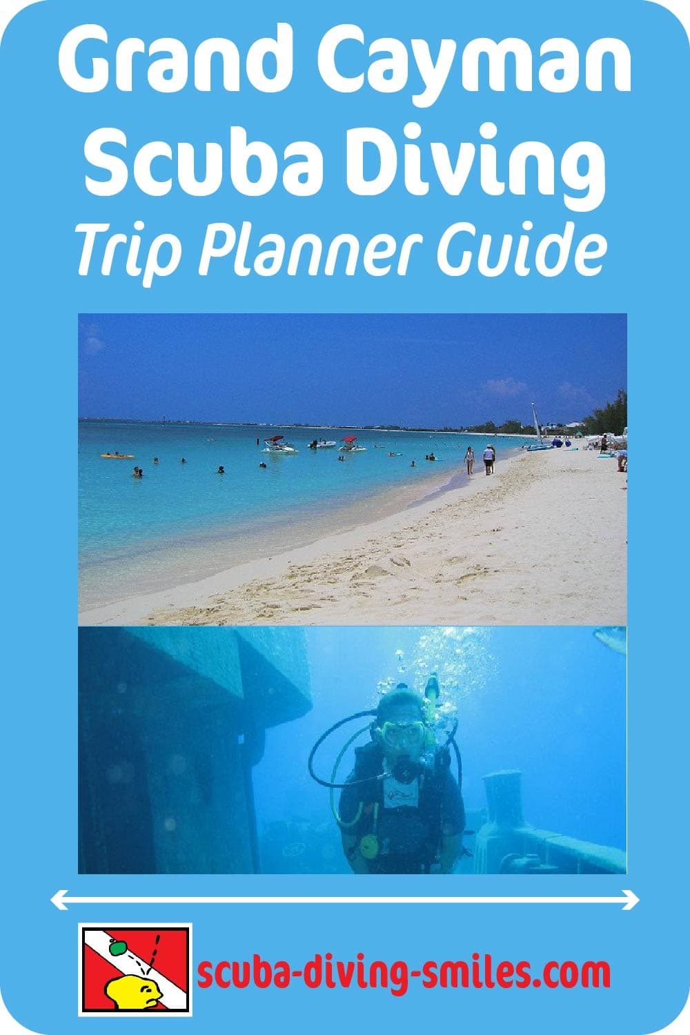 Grand Cayman scuba diving guide